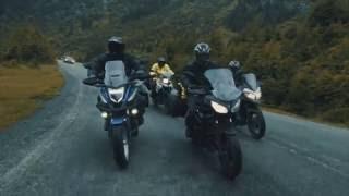 Motociclismo: comparativa crossover medie in Romania