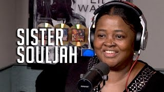 Hot 97 - Sister Souljah Talks How Hip Hop Saved the Hood, New Book + How Black Lives Matter Can Improve!