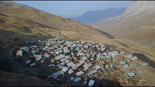 Высочайшее село Кавказа и Европы - Куруш