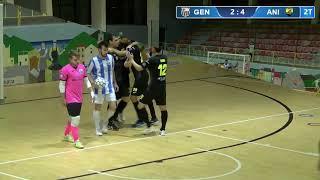 CDM Futsal vs Cybertel Aniene