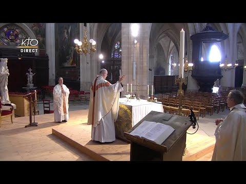 Messe du 07 mai 2020 à St-Germain-l'Auxerrois