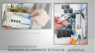 preview picture of video 'Tecnico electricista en Brunete - 91.755.37.78'