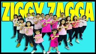 GEN HALILINTAR - ZIGGY ZAGGA - DANCE COVER - Choreography By Diego Takupaz - #ZiggyZaggaChallenge