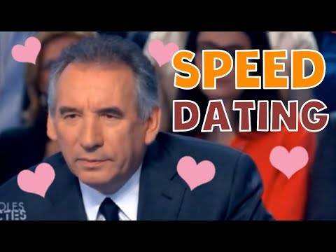 Francois lembrouille speed dating fou rire journaliste