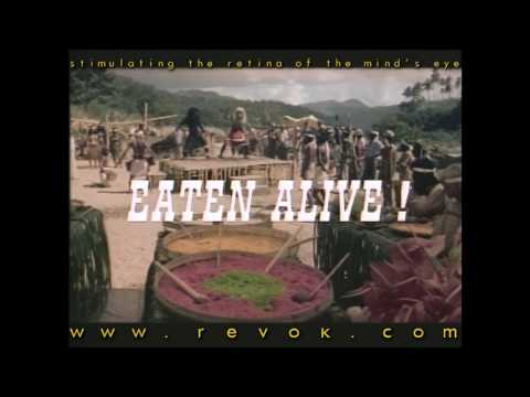 EATEN ALIVE (1980) Trailer for Umberto Lenzi's sleazy cannibal jungle adventure