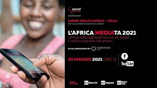 L'Africa MEDIAta: la presentazione del dossier 2021