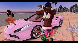 Yella Beezy, Quavo, & Gucci Mane   Bacc At It Again (IMVU Music Video)