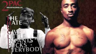 Tupac- Fuck All Y'all (DJ Veli Remix)