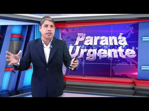 Paraná Urgente Quarta feira 20 01 2021