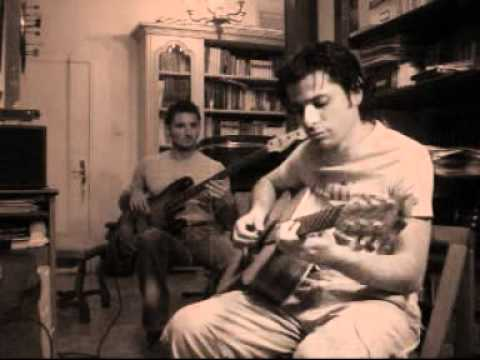 """Borsalino""(Tommy Emmanuel) played by Luigi Tarlinda & Vale Piscopo"