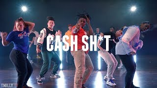 "Megan Thee Stallion   ""Cash Sh*t"" Ft DaBaby 