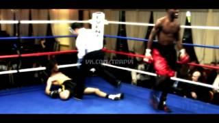 Зверский нокаут! | Brutal Knockout!