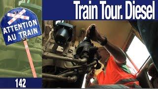 preview picture of video 'Le Train Touristique du Sud des Ardennes'