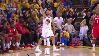 Warriors 2018 Playoffs: WCF, G3 vs Rockets (5-20-2018)
