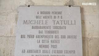 A 41 anni dall'omicidio Tatulli, Bitonto celebra il suo ricordo