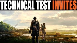 The Division 2 - NEW TECHNICAL TEST | HOW TO GET INVITE & MORE INFO!