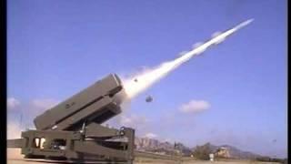 Aspide Spada Missile