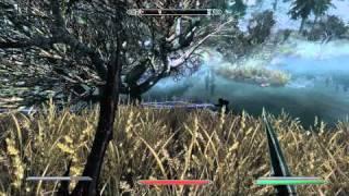Skyrim: Wars in Skyrim IV, Dark Ages Master Gameplay (level 81)