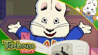 Max & Ruby: Max's Ice Cream Cone / Ruby's Amazing Maze / Max's Nightlight - Ep.56 | HD Cartoon