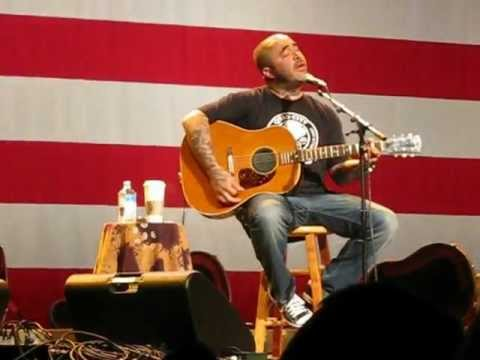 Aaron Lewis Of Staind - Something To Remind You  - Springfield, MO - 5-6-2011