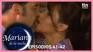 Mariana de la noche: ¡Chachi descubre la pasión que une a Marcia con Atilio! | Escena C40-41