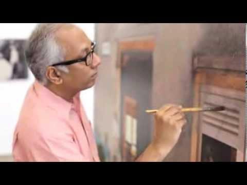 Interview with Artist Atul Dodiya