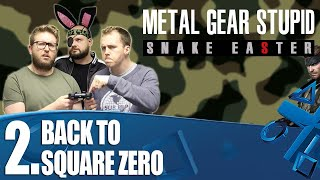 MGS Snake Easter 02 - Back To Square Zero