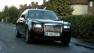 Rolls Royce Ghost EWB Review - Fifth Gear Web TV
