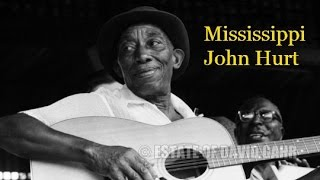 Spike Driver Blues Guitar Lesson - Mississippi John Hurt