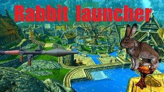 Flying rabbits   Skyrim Mods week # 1