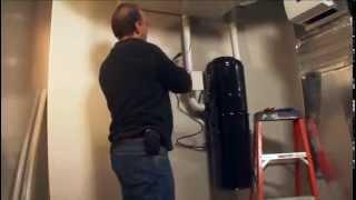Guide d'installation aspirateur central Cyclo Vac