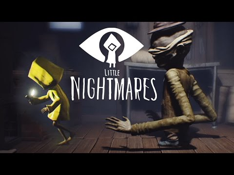 ПОБЕГ ОТ МОНСТРА - Little Nightmares #2