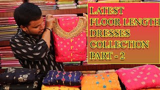 Latest Floor Length Dresses Collection Part - 2 I Rkcollections I