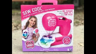 Cool Maker Sewing Machine for Kids