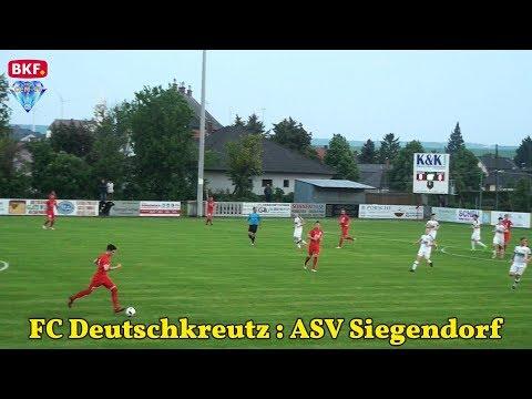 FC Deutschkreutz - ASV Siegendorf 0:2