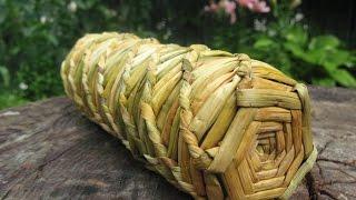 Спиральное плетение. Урок мастер класс.