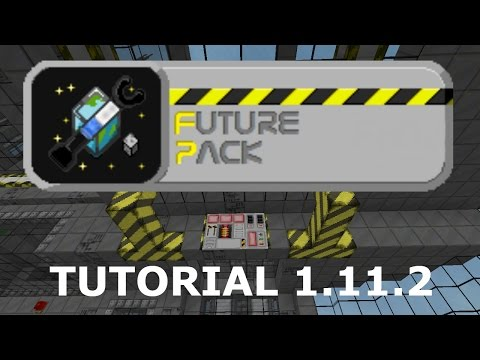 FuturePack 1.11.2 Getting Started Tutorial