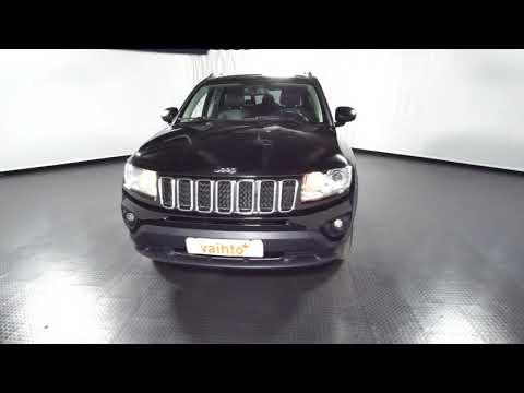 Jeep COMPASS 4x4 2,4 CVT Limited (MY12), Maastoauto, Automaatti, Bensiini, Neliveto, MKT-595