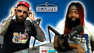 No Jumper - Sada Baby and Adam Get Trippy, Discuss How XXL Played Him, Sauce Walka, Addison Rae & More