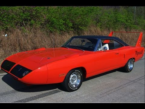 1970 Plymouth Road Runner Super Bird Quick Look