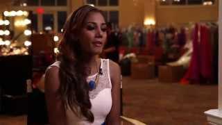 Digene Zimmerman Aruba Miss Universe 2014 Official Interview