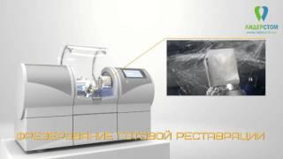 Немецкая технология восстановления зубов Cerec