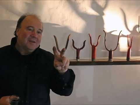 Die Ästhetik des Seriellen in der Kinetik – Kunstmaschinen des Wachtberger Künstlers Willi Reiche