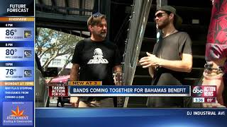 Local bands team up in benefit concert for the Bahamas
