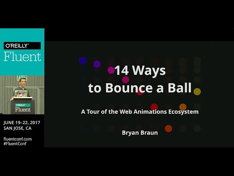 14 ways to bounce a ball: a tour of the web animations ecosystem