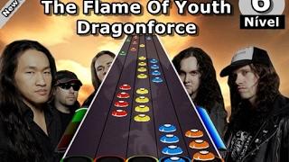 The Flame Of Youth - Dragonforce - Duelo: Luiz vs Dayson - Guitar Flash Custom - Expert