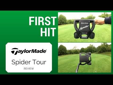 TaylorMade Spider Tour Putter Review (Used by DUSTIN JOHNSON)