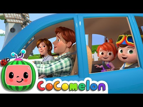 """""""Are We There Yet?"""" Song   CoCoMelon Nursery Rhymes & Kids Songs"""