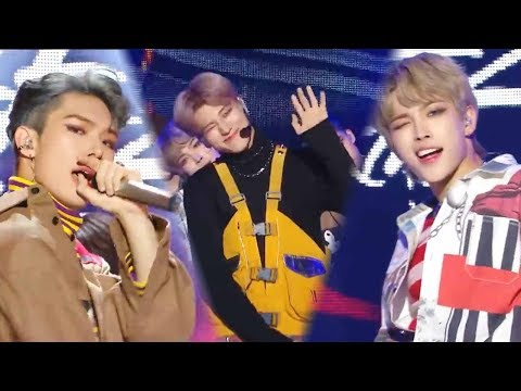 [HOT] ATEEZ - Pirate King , 에이티즈 - 해적왕 Show Music Core 20181103