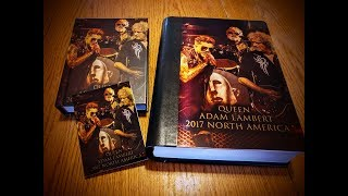 2017 QAL NA Tour Photo Book by Dan'niel